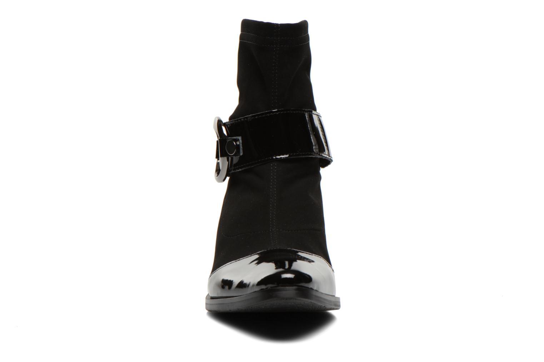 Bottines et boots JB MARTIN Belfast Noir vue portées chaussures