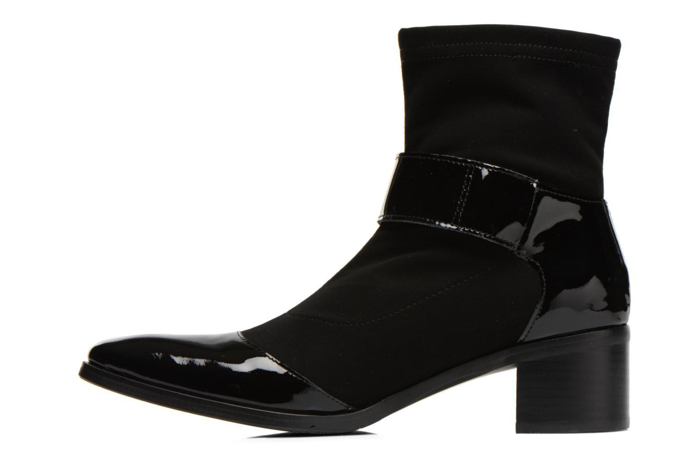 Bottines et boots JB MARTIN Belfast Noir vue face