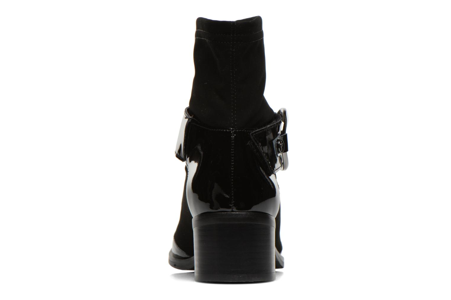 Ankle boots JB MARTIN Belfast Black view from the right