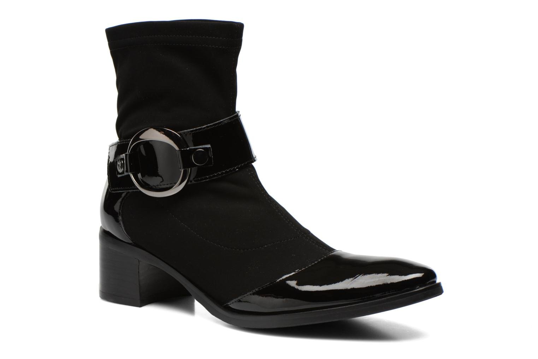 Boots en enkellaarsjes JB MARTIN Belfast Zwart detail