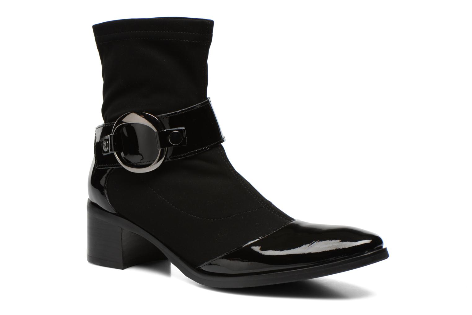 Ankle boots JB MARTIN Belfast Black detailed view/ Pair view