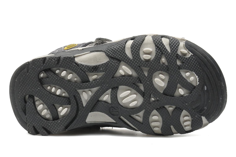 Sandalen Bopy Camoki Kouki grau ansicht von oben