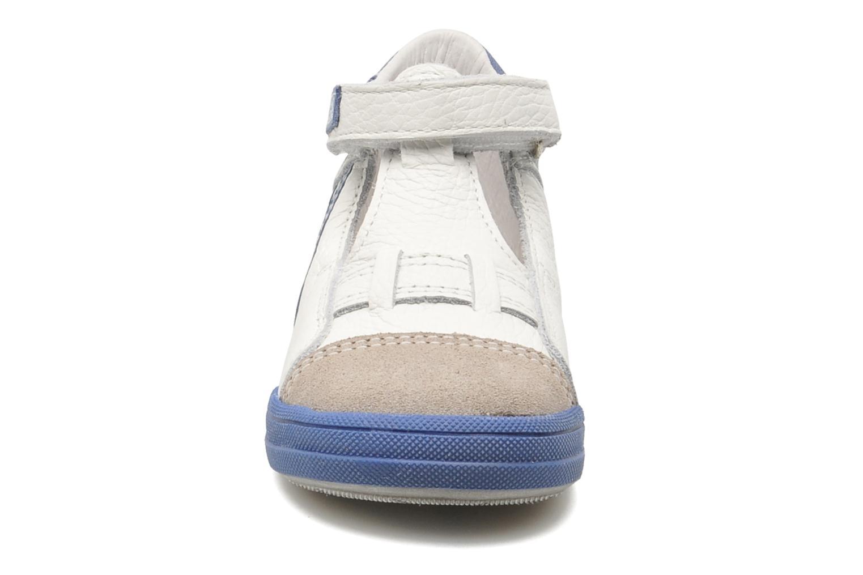 Velcro shoes Bopy Zanar White model view