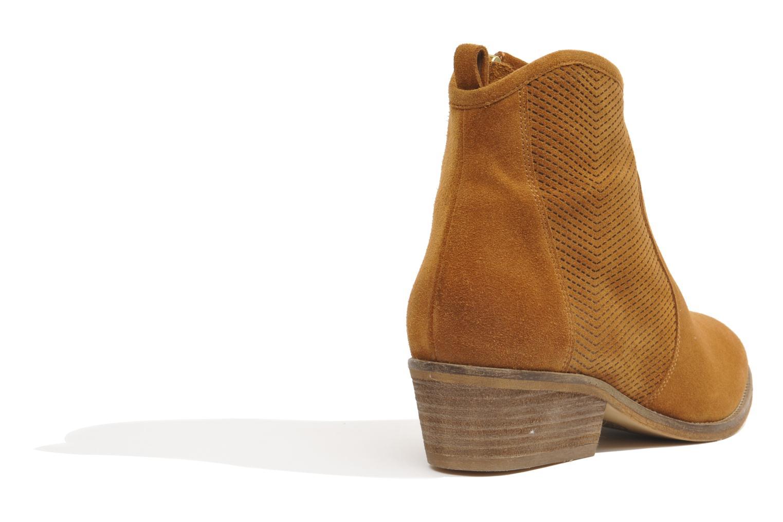 Stiefeletten & Boots Made by SARENZA Buttes-Chaumont #6 braun schuhe getragen