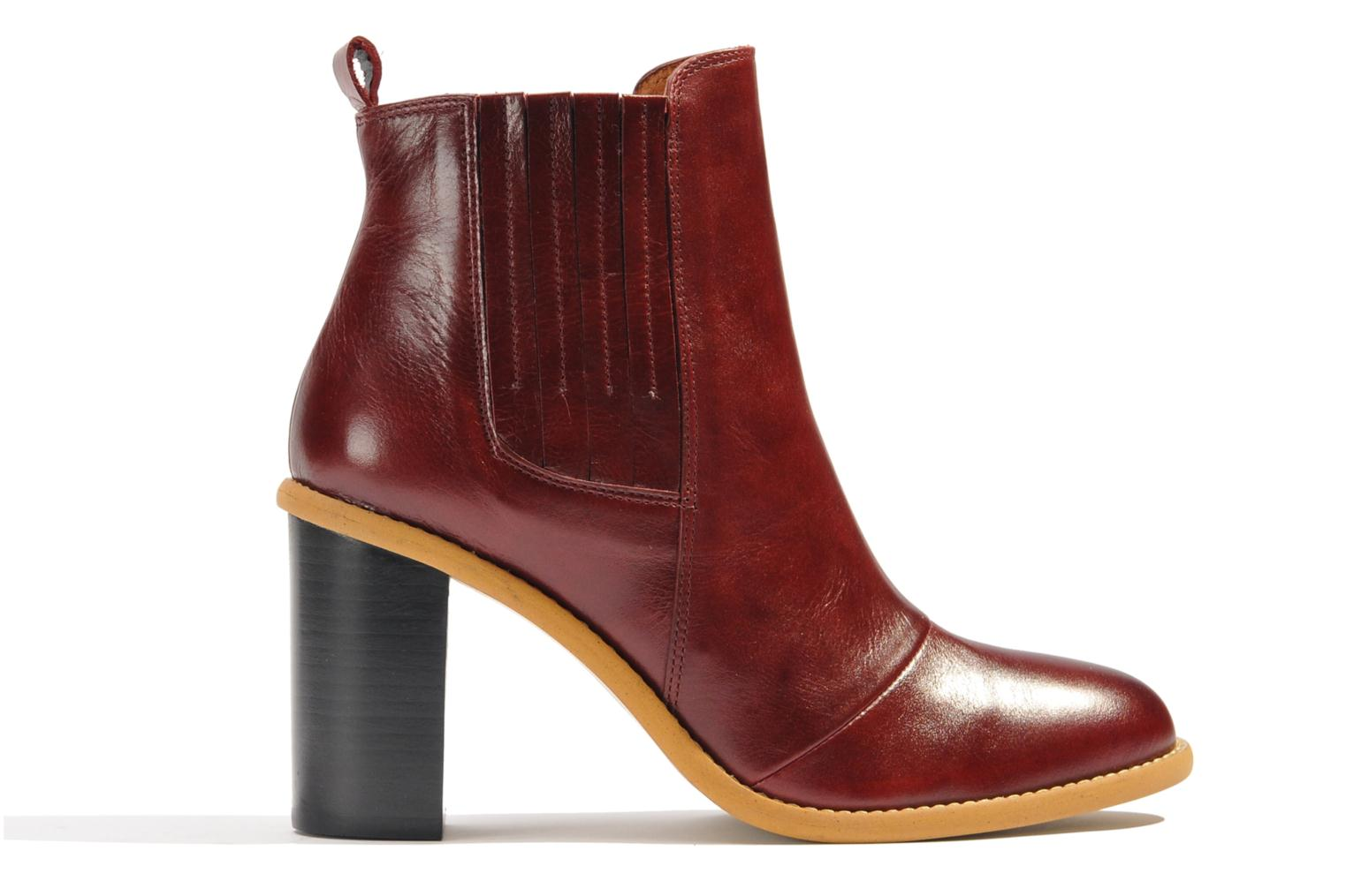 Boots Camp #1 Rodepe bordeaux 507