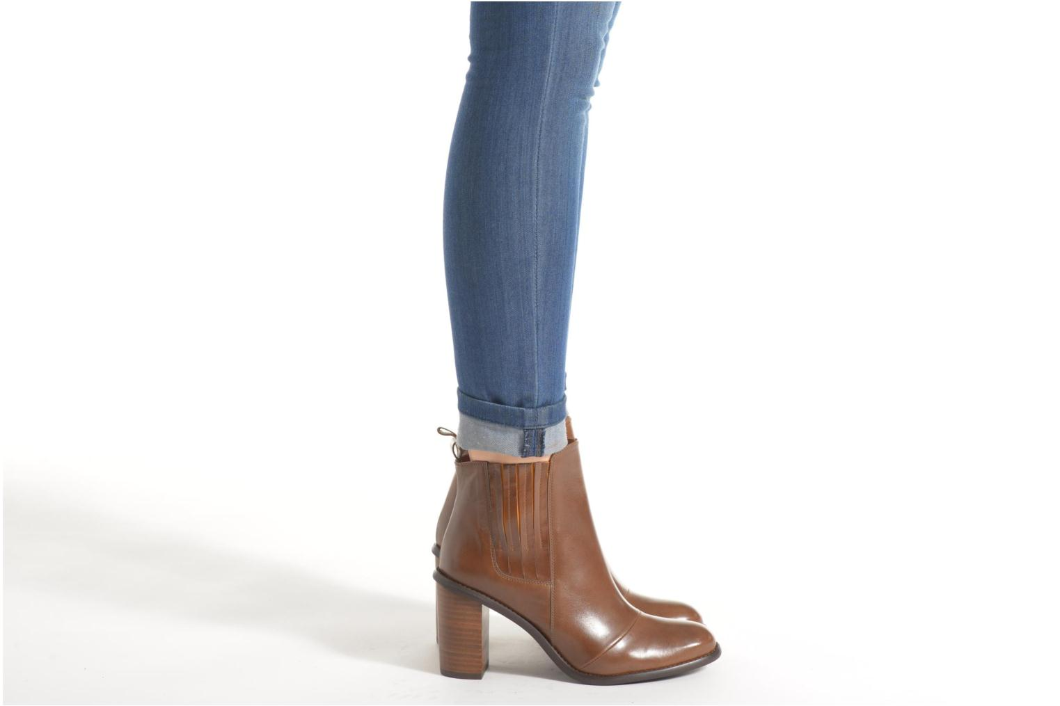 Boots Camp #1 Rodepe taupe