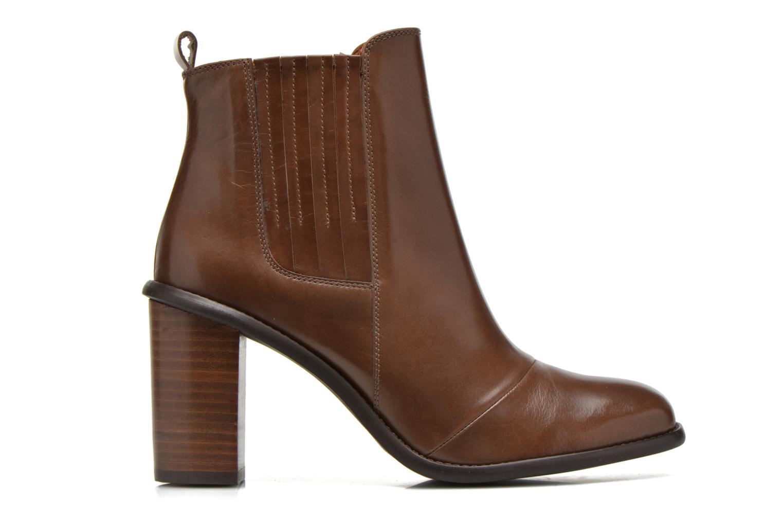 Zapatos casuales salvajes Made by SARENZA Toundra Girl Bottines à Talons #1 (Marrón) - Botines  en Más cómodo