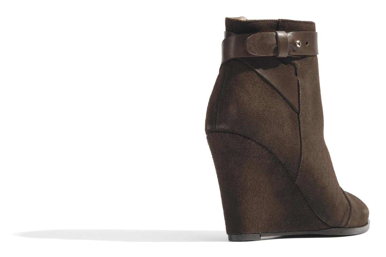 Boots en enkellaarsjes Made by SARENZA Rue des Dames #7 Bruin voorkant