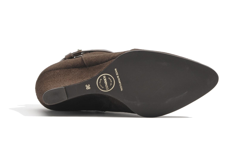 Boots en enkellaarsjes Made by SARENZA Rue des Dames #7 Bruin links