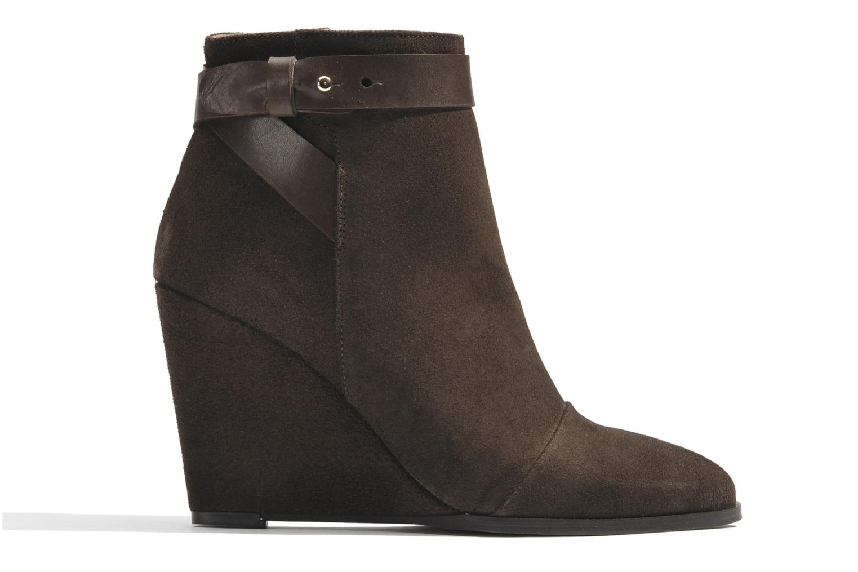 Bottines et boots Made by SARENZA Rue des Dames #7 Marron vue détail/paire