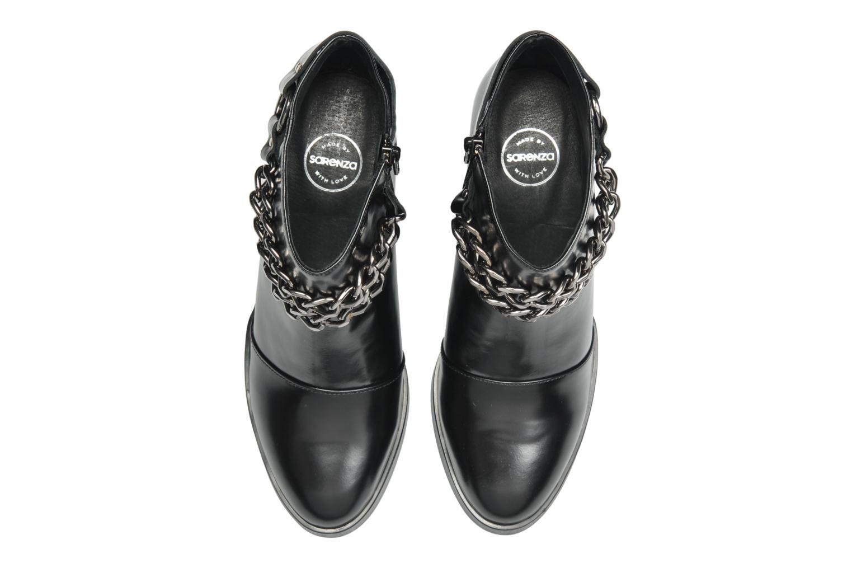 Boots en enkellaarsjes Made by SARENZA Bataclan #21 Zwart model