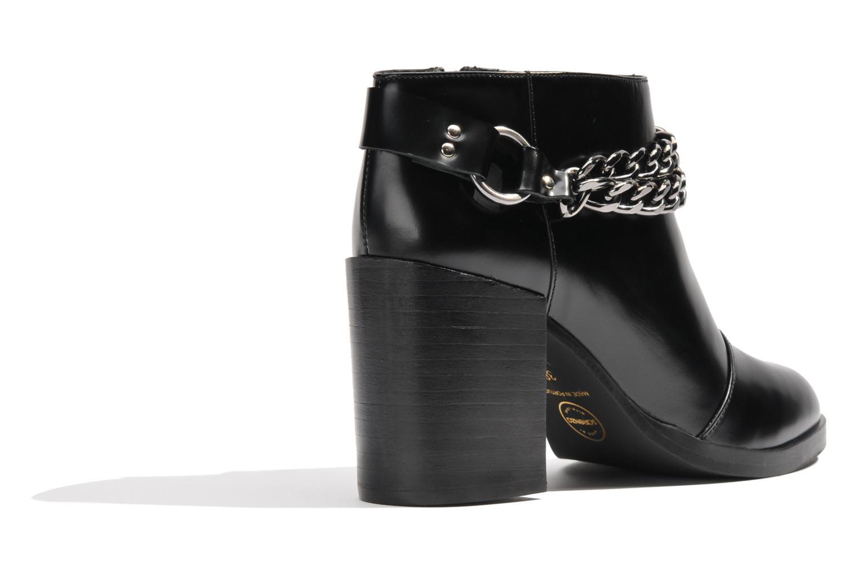 Boots en enkellaarsjes Made by SARENZA Bataclan #21 Zwart voorkant