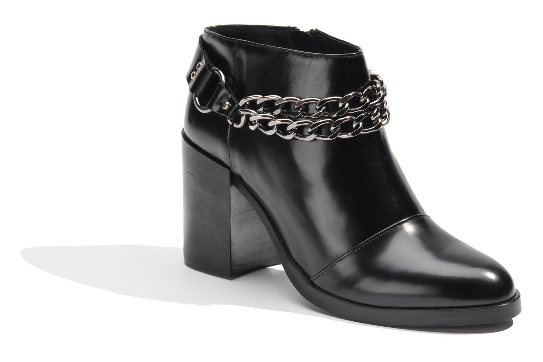 Stiefeletten & Boots Made by SARENZA Bataclan #21 schwarz ansicht von rechts