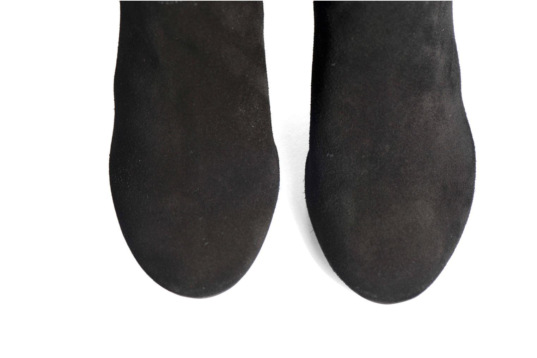 Stiefel Made by SARENZA Boots Camp #13 schwarz schuhe getragen