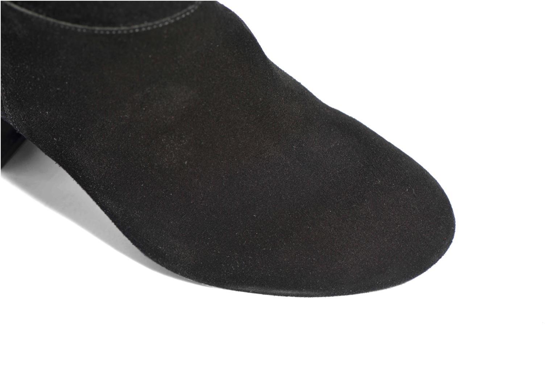 Stiefel Made by SARENZA Boots Camp #13 schwarz ansicht von links