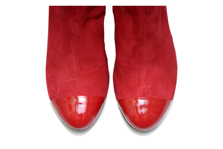 Stövlar & gummistövlar Made by SARENZA Boots Camp #4 Röd bild av skorna på