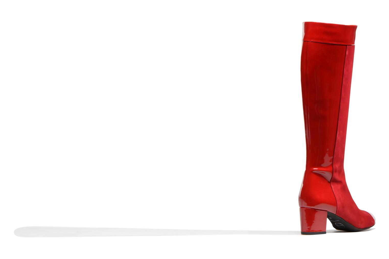 Laarzen Made by SARENZA Boots Camp #4 Rood voorkant