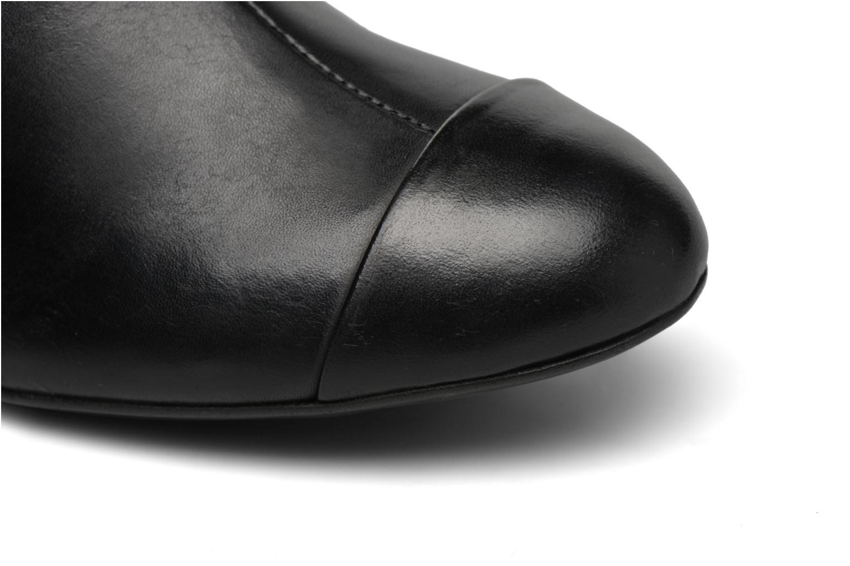 Laarzen Made by SARENZA Boots Camp #4 Zwart links