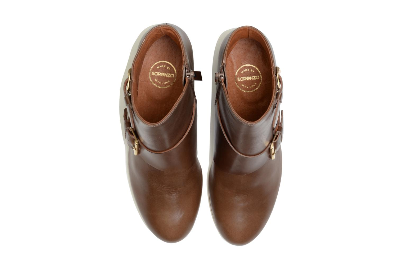 Boots en enkellaarsjes Made by SARENZA Chantilly Chérie #4 Bruin model