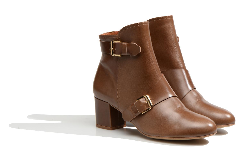 Boots en enkellaarsjes Made by SARENZA Chantilly Chérie #4 Bruin achterkant