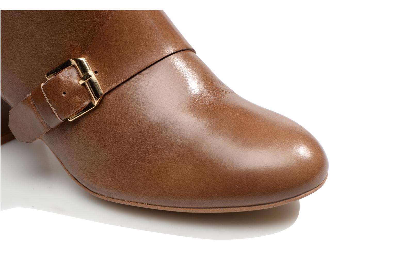 Stiefeletten & Boots Made by SARENZA Chantilly Chérie #4 braun ansicht von links