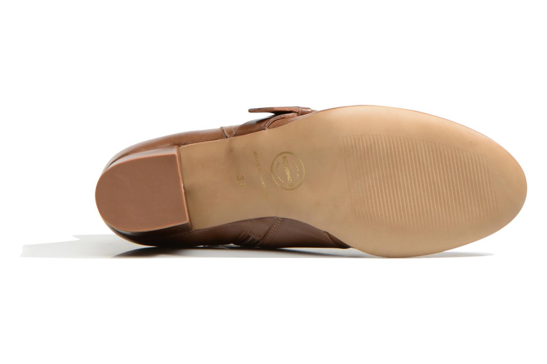 Boots en enkellaarsjes Made by SARENZA Chantilly Chérie #4 Bruin boven