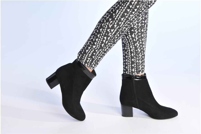 Boots en enkellaarsjes Made by SARENZA Queens Cross #17 Zwart onder