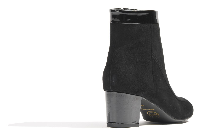 Boots en enkellaarsjes Made by SARENZA Queens Cross #17 Zwart voorkant