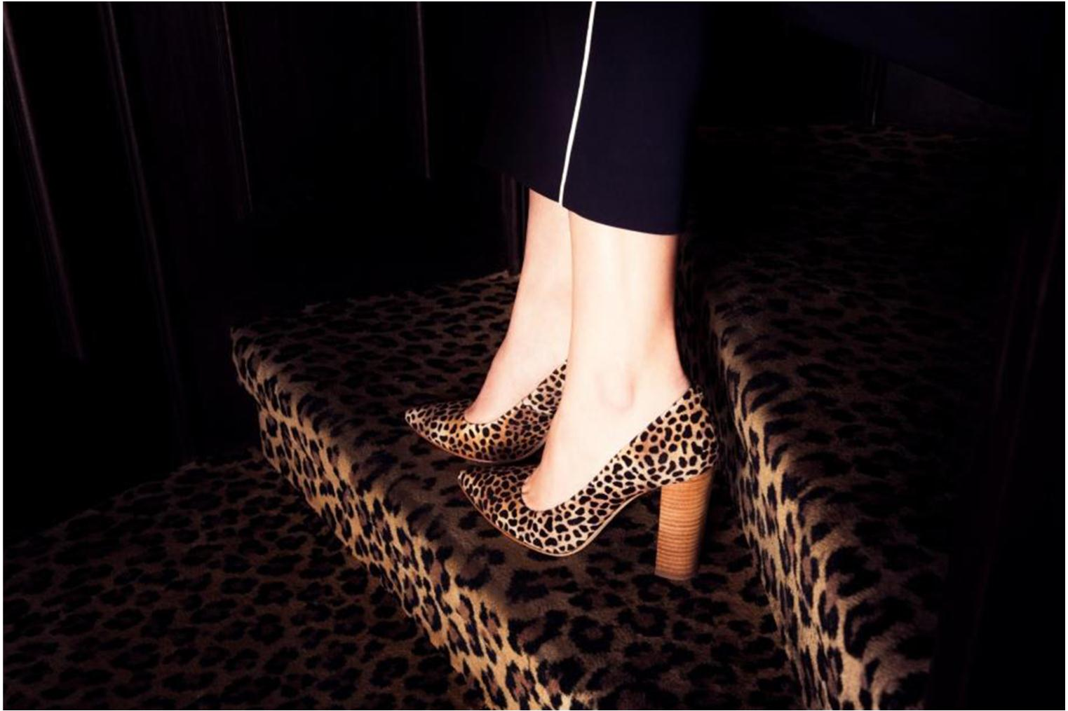 Pumps Made by SARENZA Cape Town #1 Bruin 3/4'