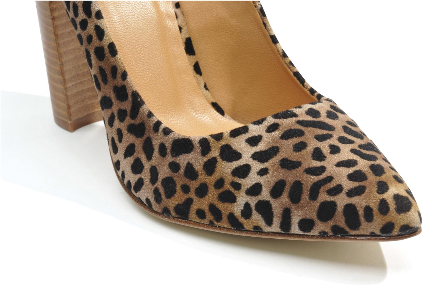 Pumps Made by SARENZA Cape Town #1 Bruin boven