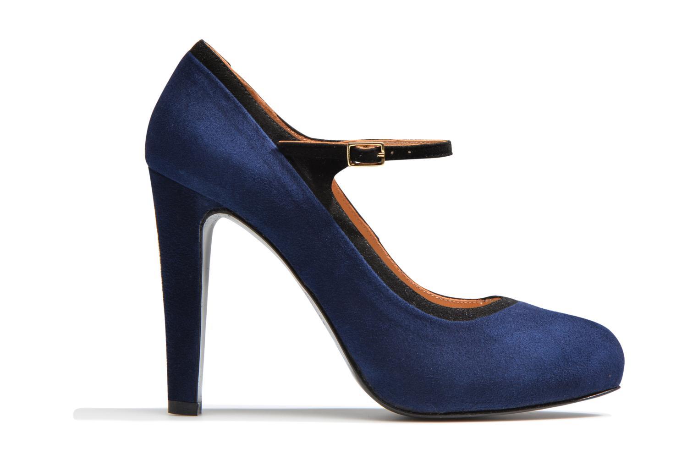 Pumps Made by SARENZA Flore Thirties #13 blau detaillierte ansicht/modell