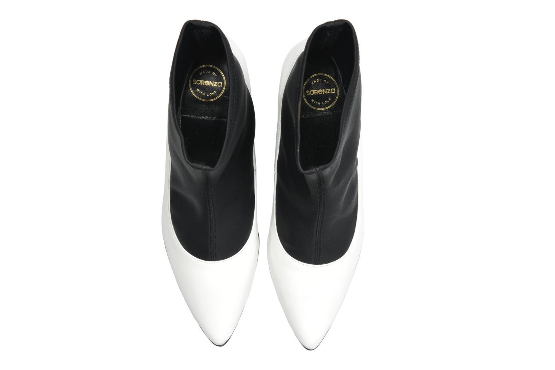 Stivaletti e tronchetti Made by SARENZA Bataclan #6 Bianco modello indossato