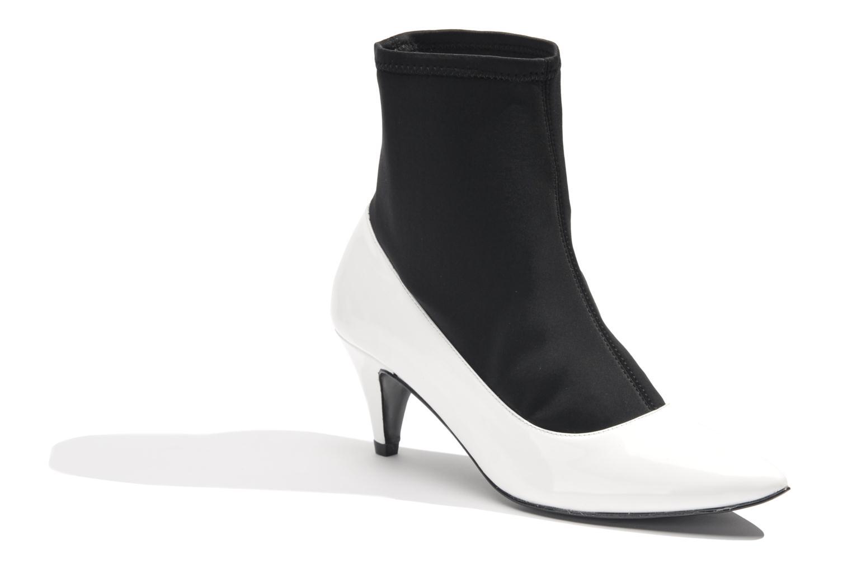 Boots en enkellaarsjes Made by SARENZA Bataclan #6 Wit rechts