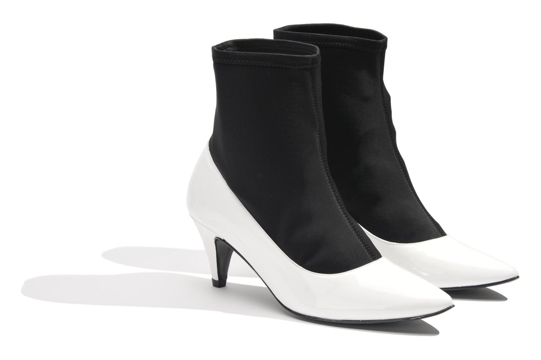 Boots en enkellaarsjes Made by SARENZA Bataclan #6 Wit achterkant