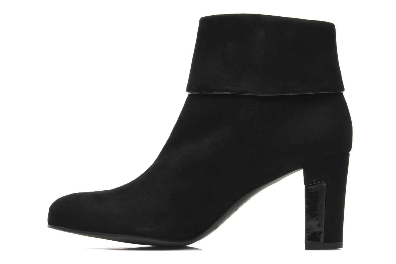 Bottines et boots Perlato Pity Noir vue face