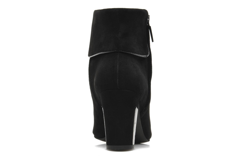 Bottines et boots Perlato Pity Noir vue droite