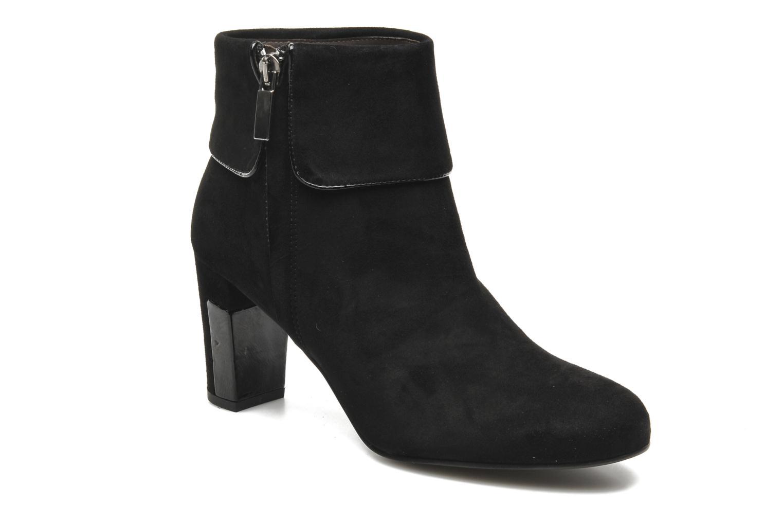 Bottines et boots Perlato Pity Noir vue détail/paire