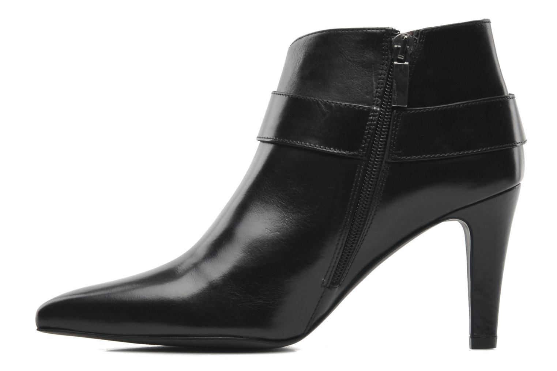 Bottines et boots Perlato Pangah Noir vue face