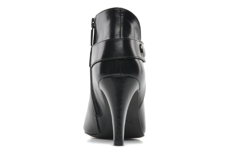 Bottines et boots Perlato Pangah Noir vue droite