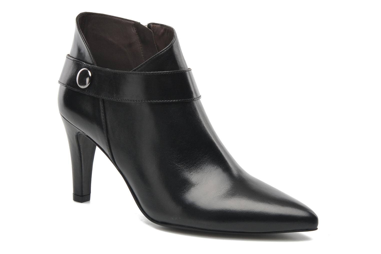Bottines et boots Perlato Pangah Noir vue détail/paire
