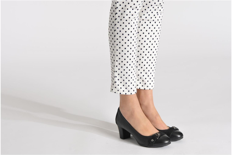 Zapatos de tacón Hush Puppies Camilla imagery Negro vista de abajo