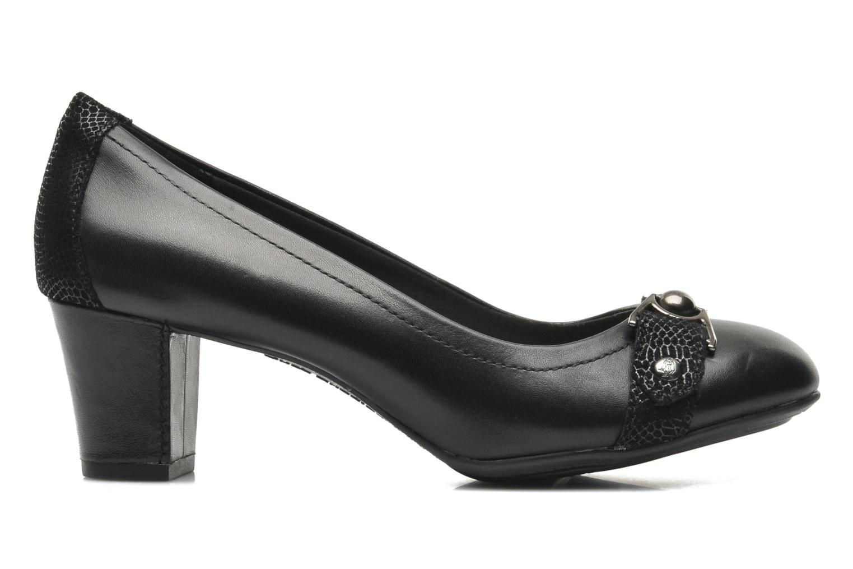 Zapatos de tacón Hush Puppies Camilla imagery Negro vistra trasera