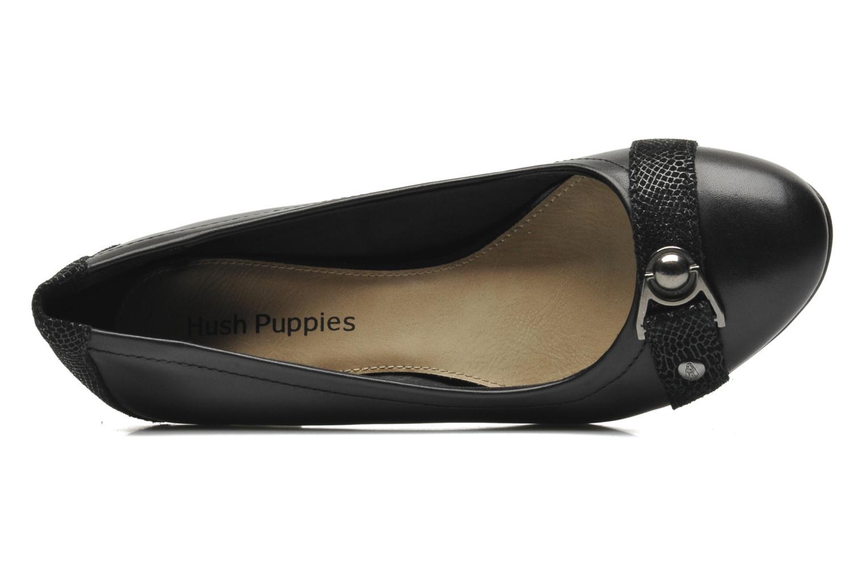 Zapatos de tacón Hush Puppies Camilla imagery Negro vista lateral izquierda