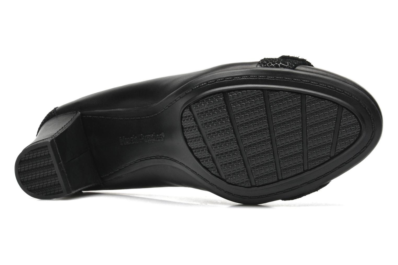 Zapatos de tacón Hush Puppies Camilla imagery Negro vista de arriba