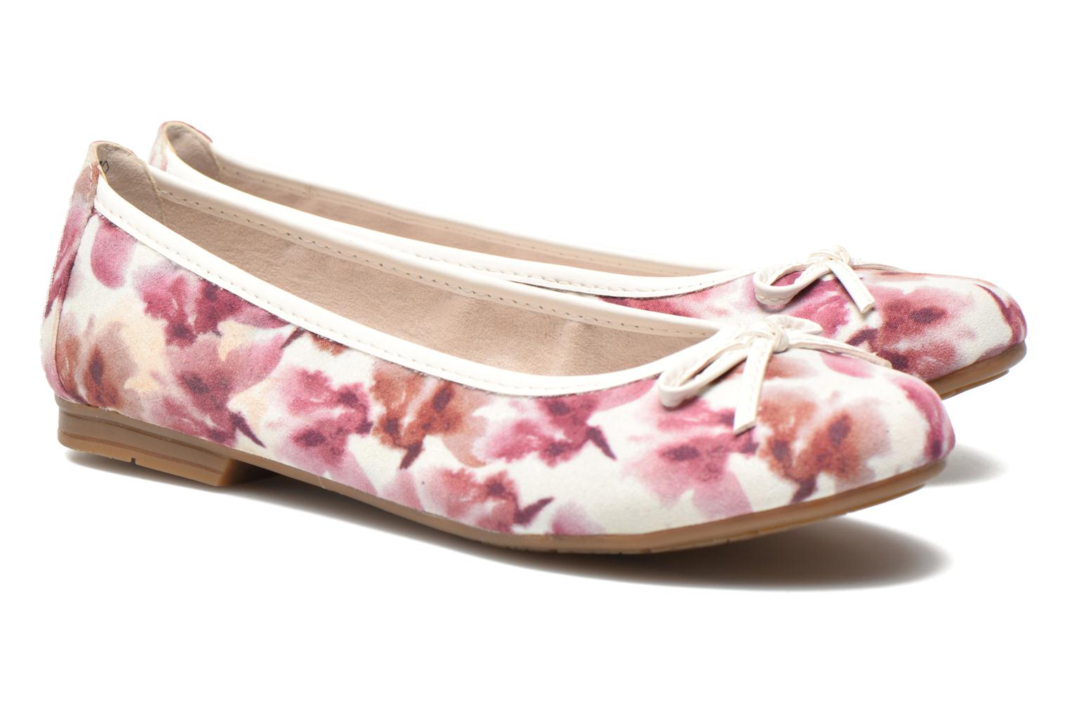 Ballerines Jana shoes Lila Rose vue 3/4