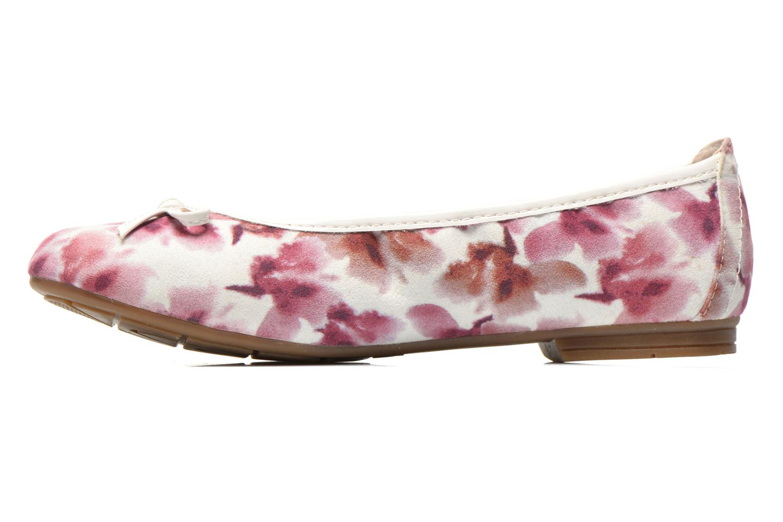 Ballerina's Jana shoes Lila Roze voorkant