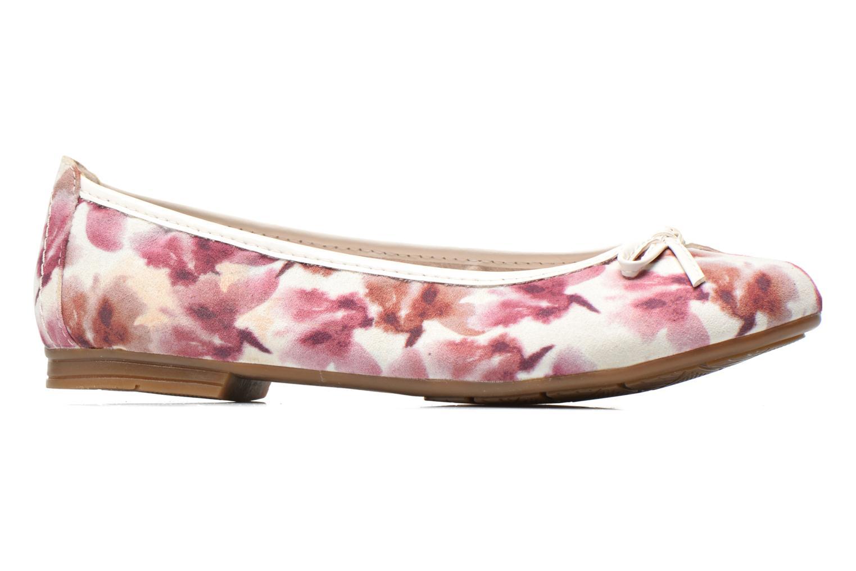 Ballerines Jana shoes Lila Rose vue derrière