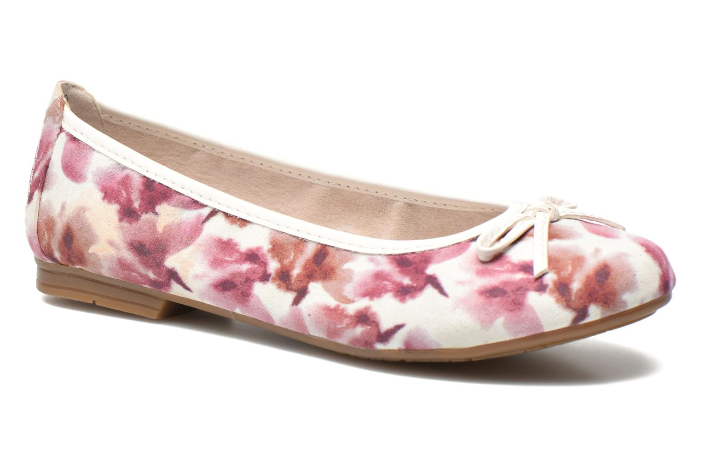 Ballerina's Jana shoes Lila Roze detail