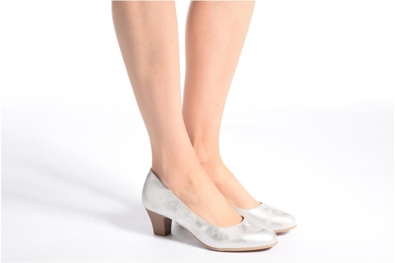 Pumps Jana shoes Anis Roze onder