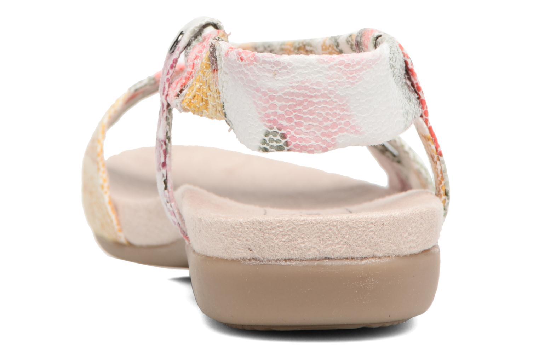 Sandalen Jana shoes Jana Multicolor rechts